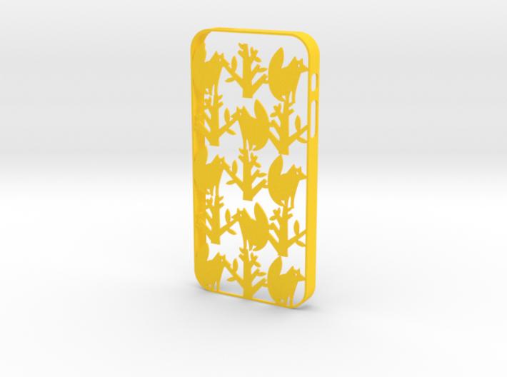 Fox iPhone5/5S case 3d printed