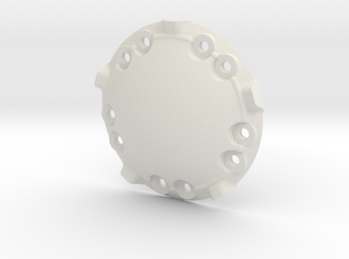 1/16 E-100 Drive Wheel Part 3 3d printed