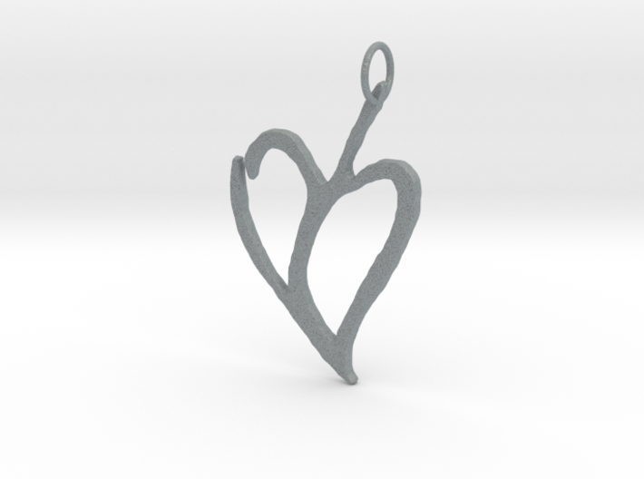 Heart 1 3d printed