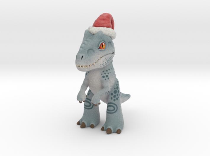 I. Rex Christmas 3d printed