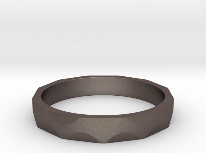 Iron Ring Size 7.25 3d printed