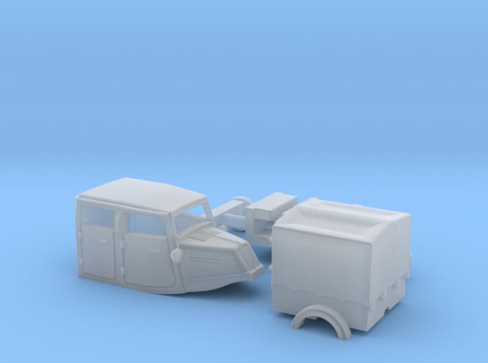 Tempo Dreirad Variante 5 / 1:160 3d printed