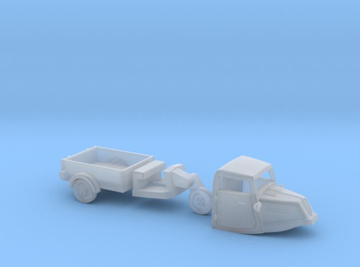 Tempo Dreirad Variante 3 / 1:120 3d printed