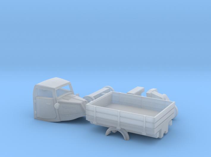 Tempo Dreirad Variante 2 / 1:160 3d printed