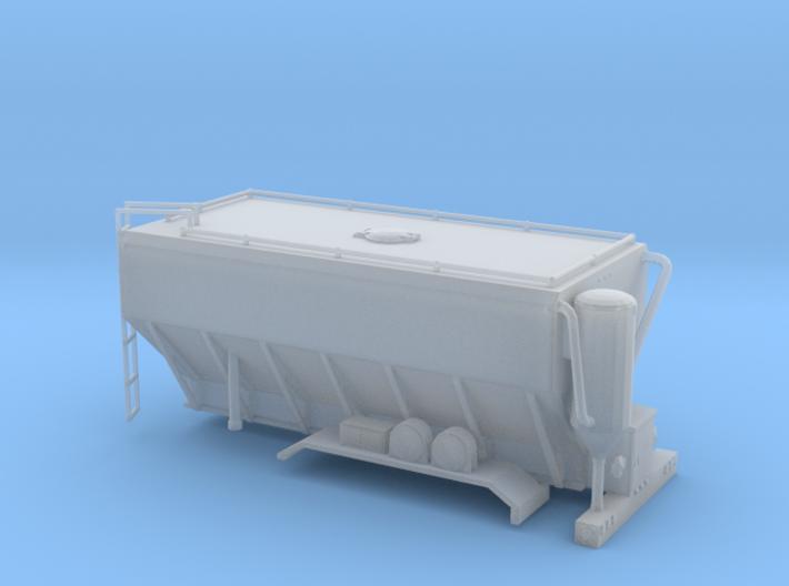 1/87th Stoltz Site Spreader Truck Body 3d printed