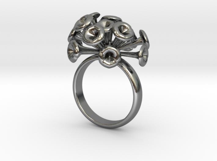 Discosphaera Ring  3d printed