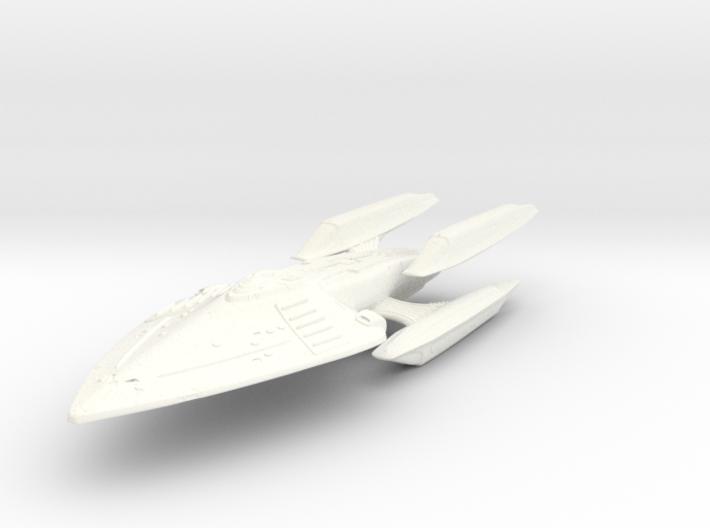 Patton Class HvyCruiser Big 3d printed