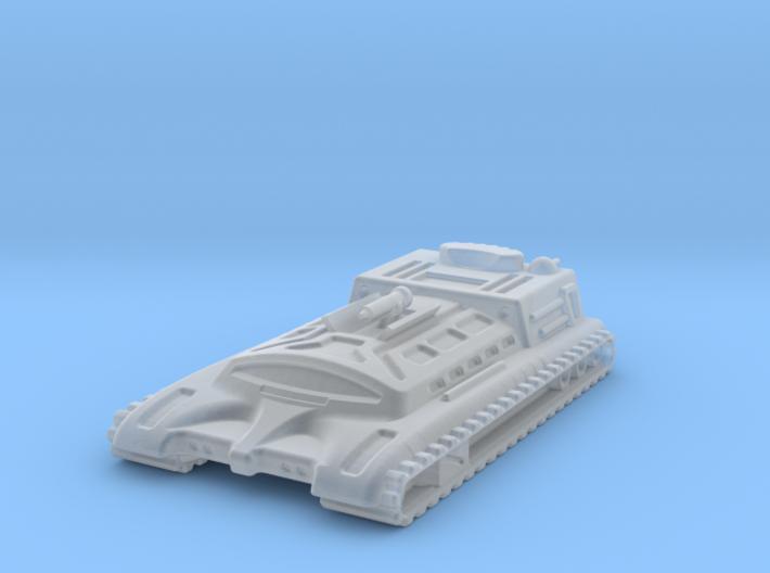 Raptor RRV Infantry Ground Transport 3d printed