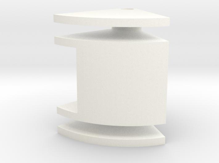 BASECLAMP2 Rev1 3d printed