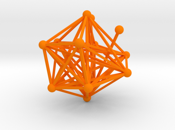My First Network 3d printed