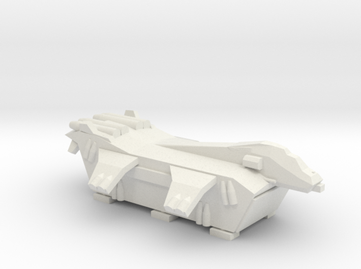[5] Super-Heavy Vehicle Lifter 3d printed