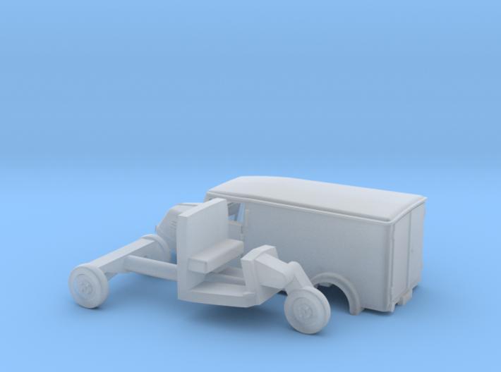 Tempo Dreirad Variante 4 / 1:87 H0 3d printed