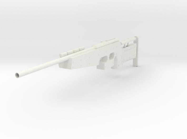 Gun Anschutz Style- (540mm) 3d printed