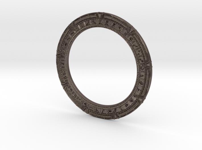 "6"" Stargate 3d printed"