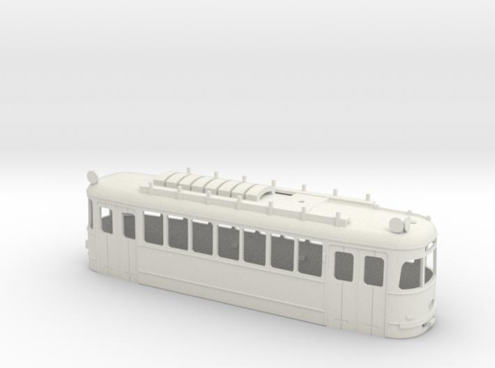 L Wiener Linien Triebwagen Gehäuse 3d printed