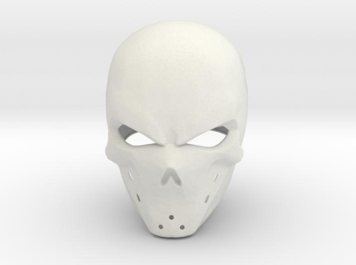 Abaddon helmet - Last Man Standing 3d printed