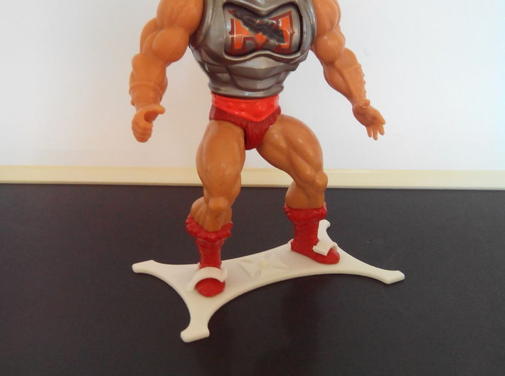 Masters of the Universe Figure Stand Version 1 3d printed