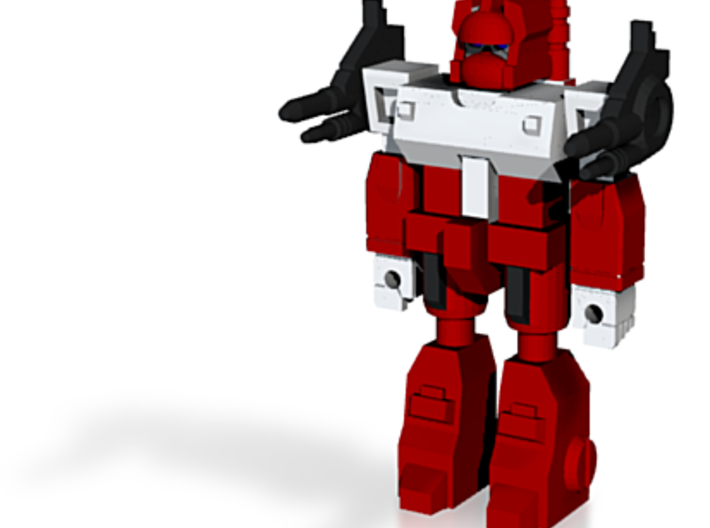 Shooter Six 3d printed