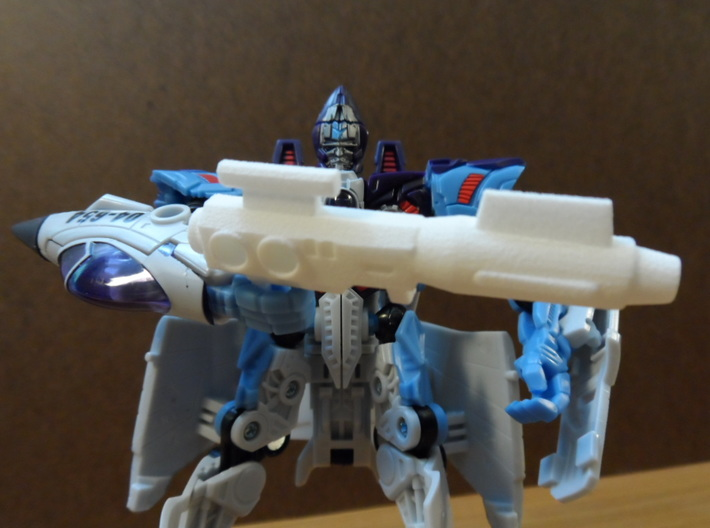 Sunlink - BC13 MW Clone Seekers Weapon 3d printed