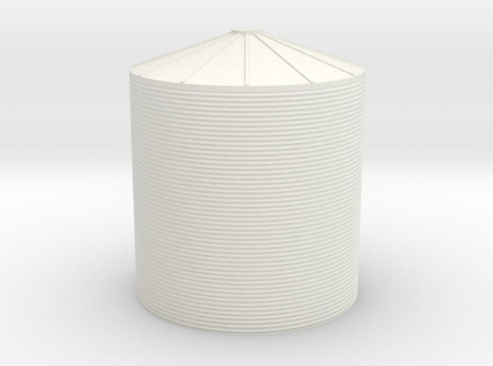 N Scale Water Tank ø30 H30mm 3d printed