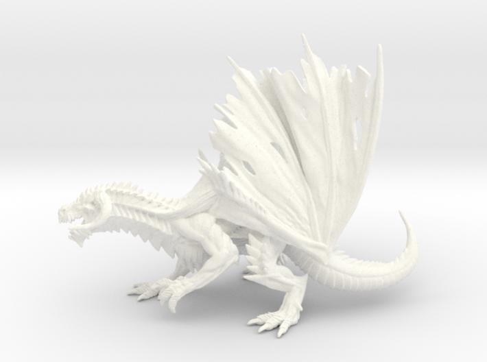 Eynoth Dragon Series 1_03 3d printed
