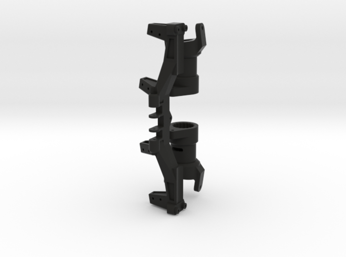 XL Axle Dual Servo Kit (v1 CHubs) For Steering Con 3d printed