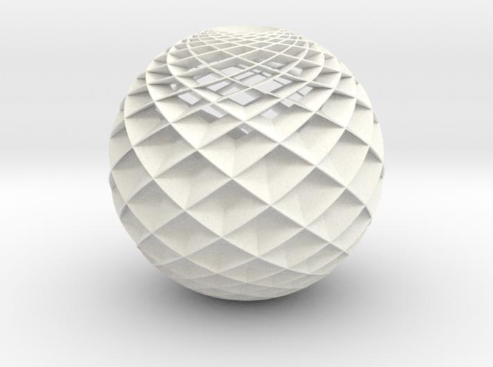 HeliosHelix Lampshade 3d printed
