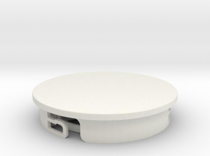 Hobbyist Base (pt 2/2) Suitable for custom Amiibo 3d printed