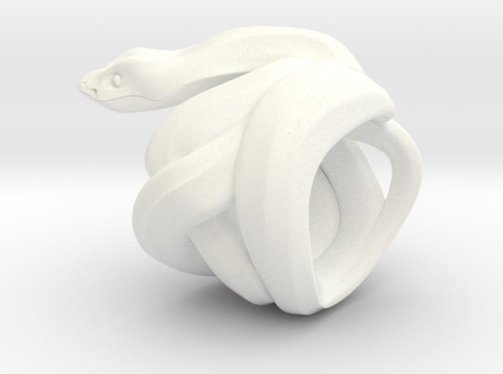 Snake No.1 3d printed