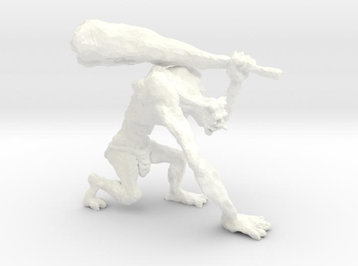 Troll 3d printed