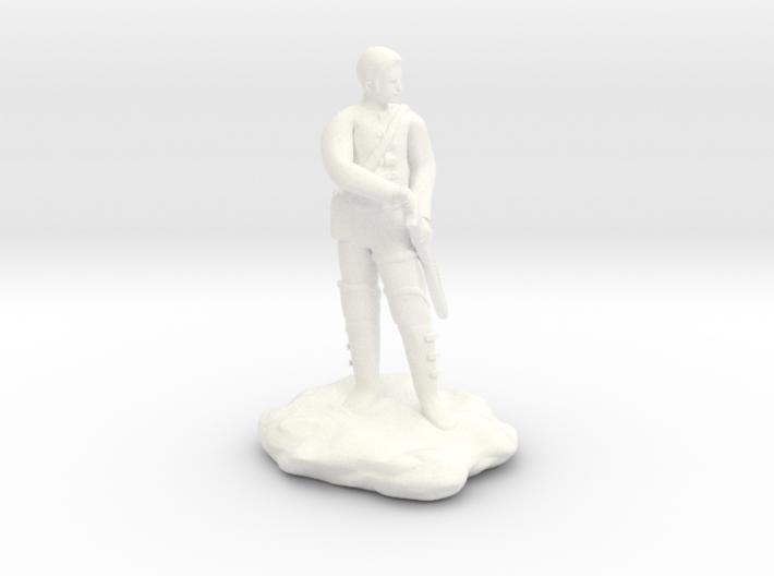 Human Ranger 3d printed