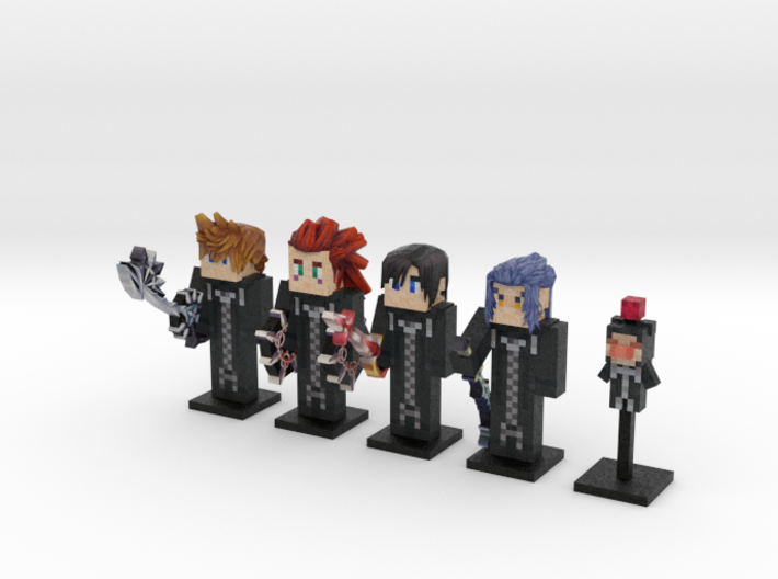 Organization XIII- Days 5-pack 3d printed