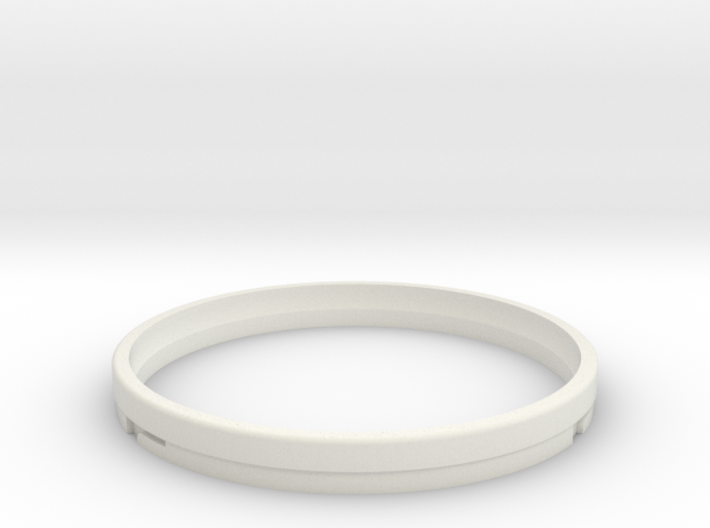 Gary Fong Lightsphere Collapsible ChromeDome Ring 3d printed