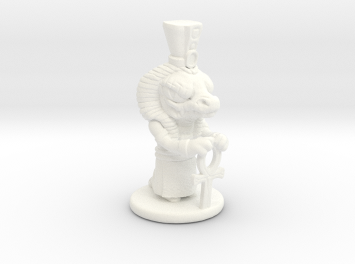 egytian´chibi model 1 3d printed