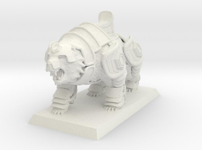 Bear 35mm 3d printed