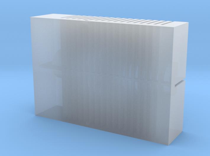 Brain Block Coronal Bottom 3d printed