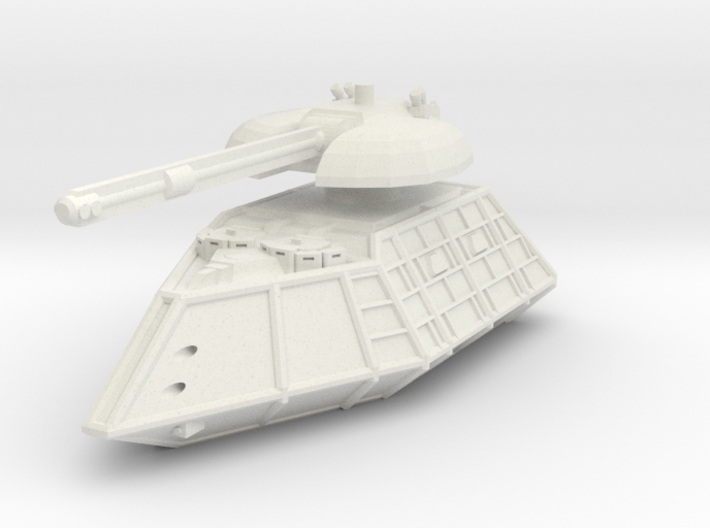 MG144-ZD01 Khâguard Main Battle Tank 3d printed