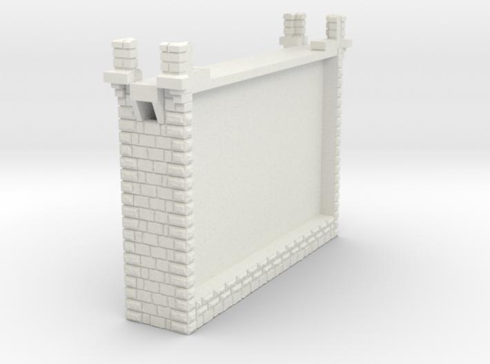NV4M07 Modular metallic viaduct 1 3d printed