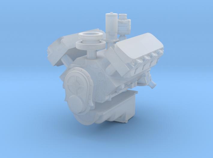 1/32 BBC Basic Block For Mech Fuel Pump 3d printed