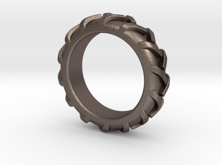 Rings - Part 5.1 3d printed