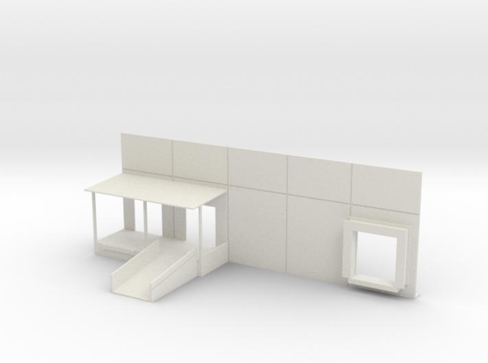 Rail Dock Combo #1 3d printed