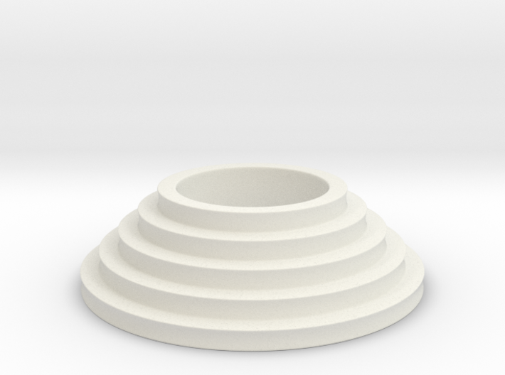 Tealight stairs 3d printed