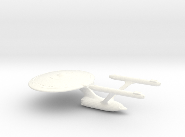 Uss Chester 3d printed