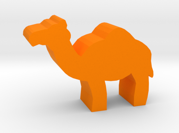 Game Piece, Camel 3d printed