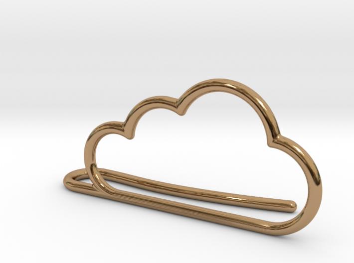 Cloud tie bar 3d printed