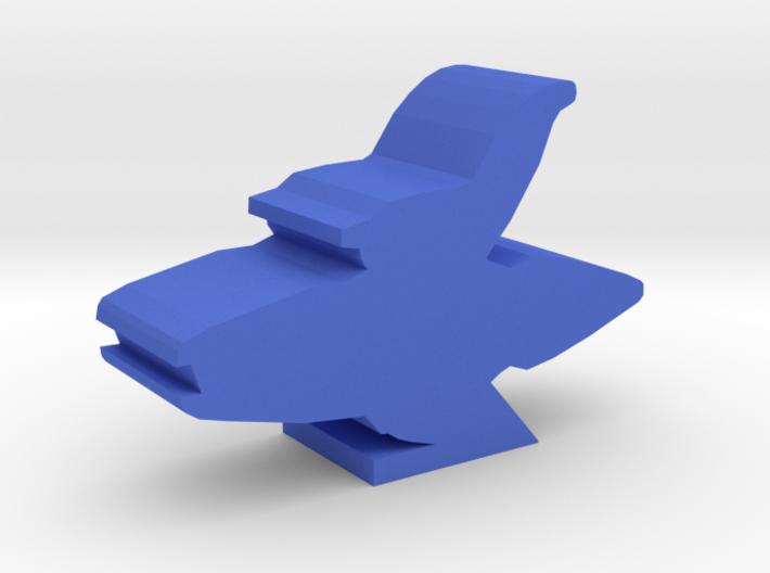 Game Piece, Bone Federation Light Cruiser 3d printed