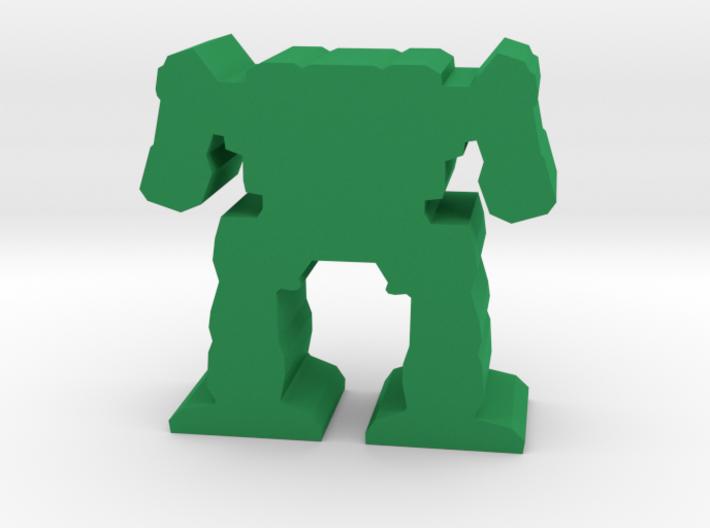Game Piece, Light Mech 3d printed