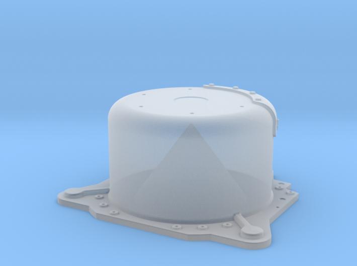 1/32 Lenco 8.625 Inch Deep Bellhousing (No Starter 3d printed
