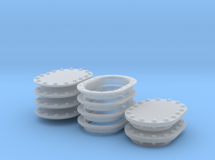Manhole Covers 3d printed