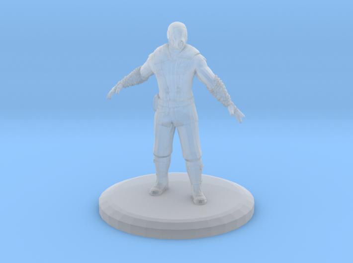 Scorpion (Kold War MKX) 3d printed